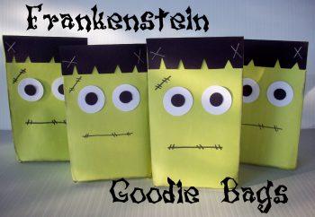Frankenstein-Goodie-Bags