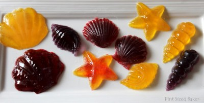 Homemade Gummy Candy