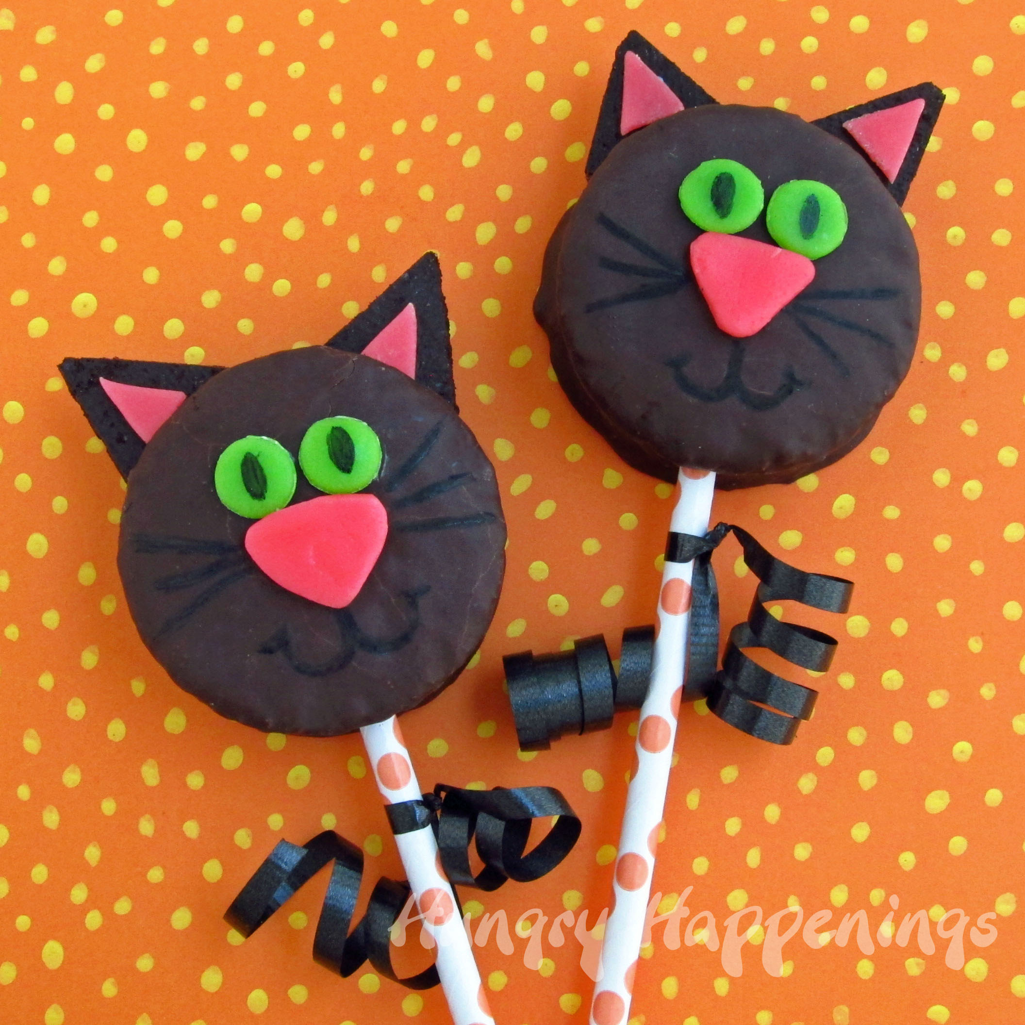 Black Cat Snack Cakes Fun Family Crafts
