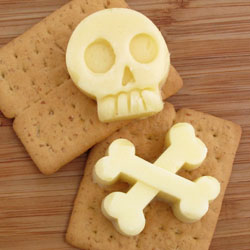 Halloween Shaped Cheese