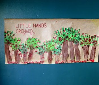Little Hand Apple Orchard