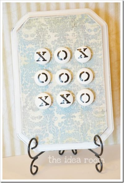 Magnetic Tic Tac Toe Game