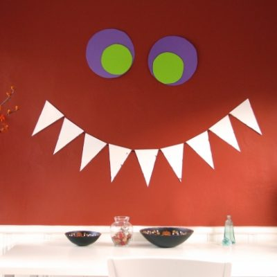 Monster Teeth Banner
