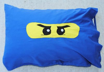 Lego Ninjago Pillowcase