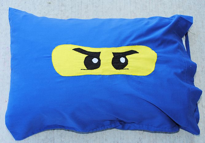 Lego Ninjago Pillowcase