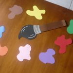 Paper Paint Palette