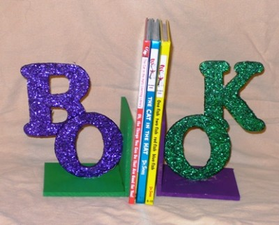 Make Your Own Bookends