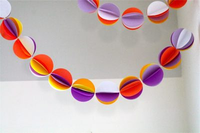 Paper Ball Chains