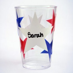 Patriotic Punch Cups