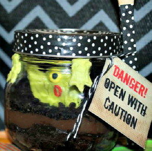 Monster in a Jar
