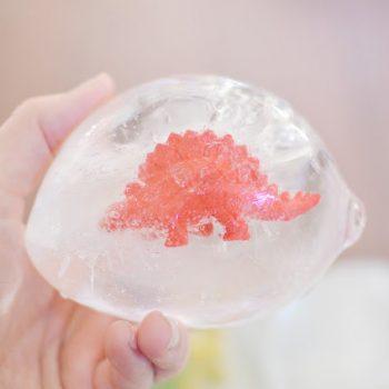 Dinosaur Ice Eggs