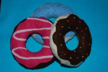 Felt Doughnuts