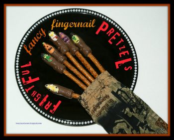 Fingernail Pretzels