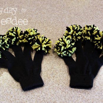 Pom Pom Team Spirit Gloves