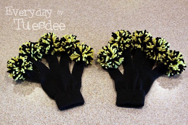 Pom Pom Team Spirit Gloves