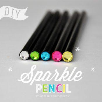 Sparkle Top Pencil
