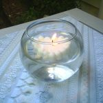 Floating Soy Candle