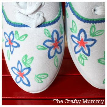 How to Draw on Shoes