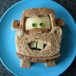 Tow Mater Sandwich