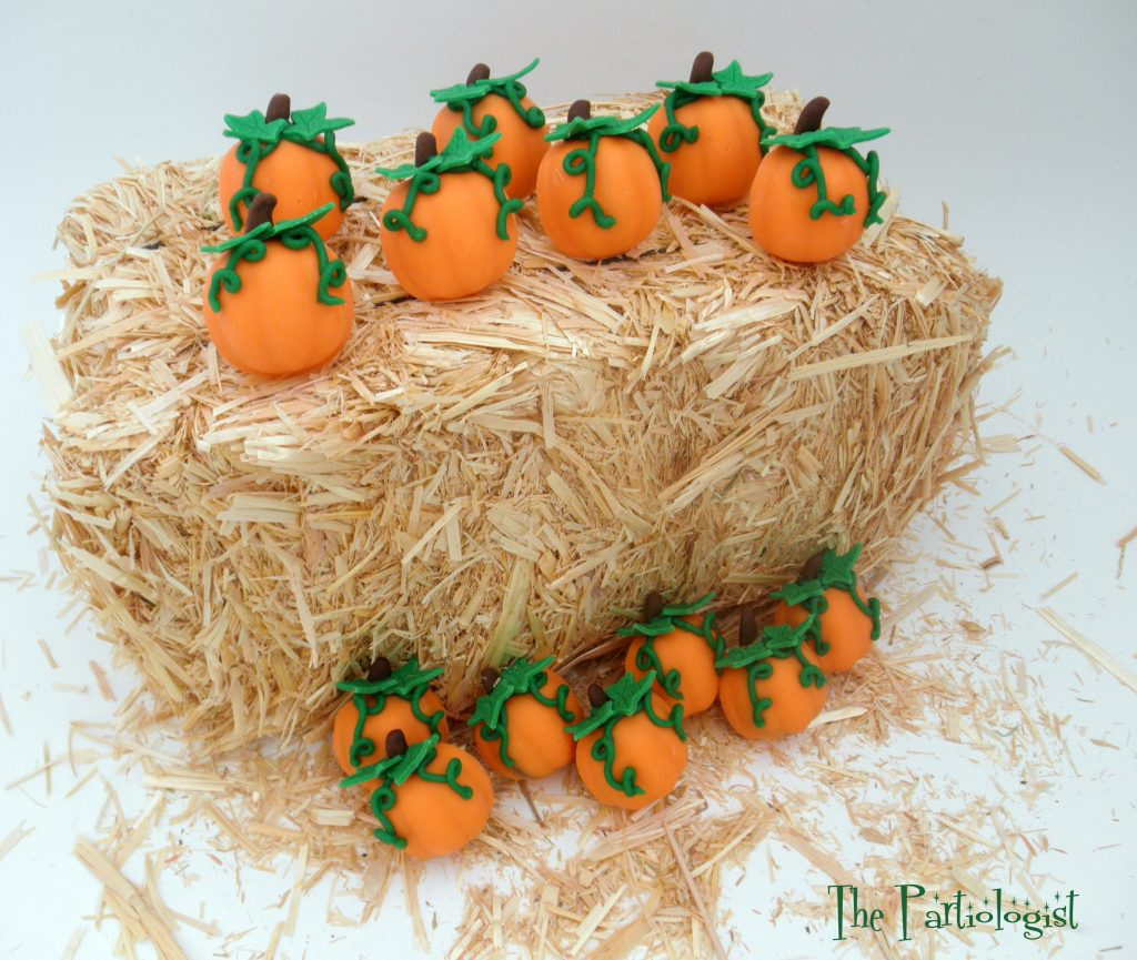 Mini Oreo Pumpkin Treats