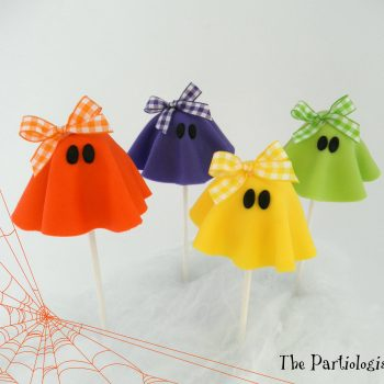 Cake Pop Ghouls