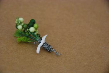 Baby Boutonniere