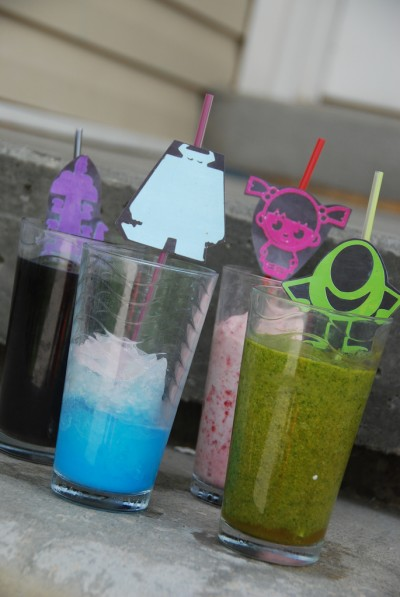 Monsters Inc. Drinks