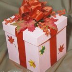 Autumn Leaves Box