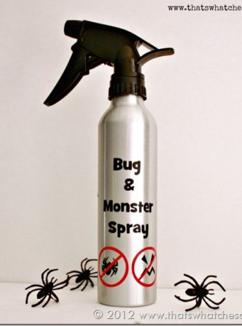 Bug & Monster Spray