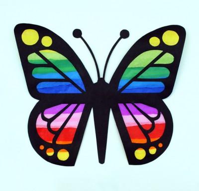 Butterfly Suncatchers
