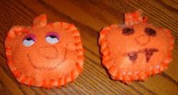 Sew a Felt Pumpkin