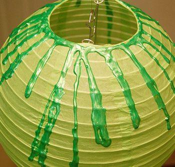 Slimy Green Lantern