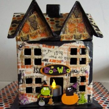 Haunted House Archives Fun Family Crafts