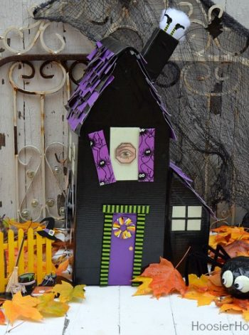 Duck Tape Haunted House