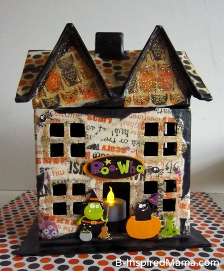 Make A Haunted House Fun Family Crafts