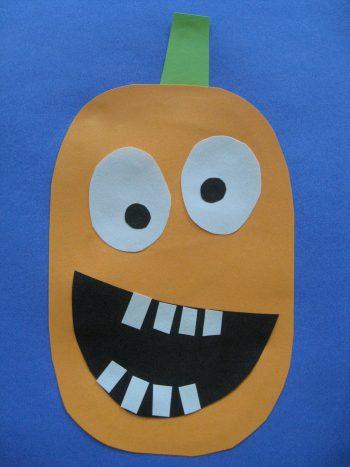 Toothy Pumpkins