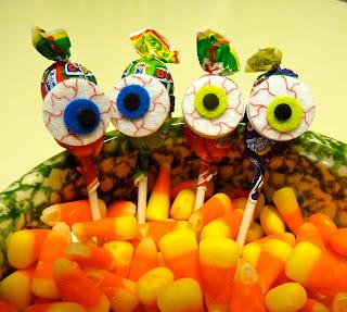 Lollipop Eyeballs
