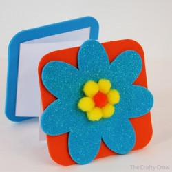 Mini Craft Foam Accordion Books