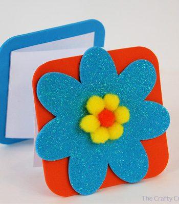 Mini Craft Foam Accordion Books