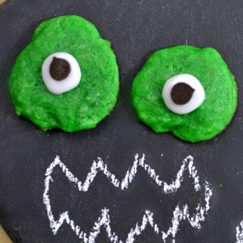 Ogre Eye Cookies