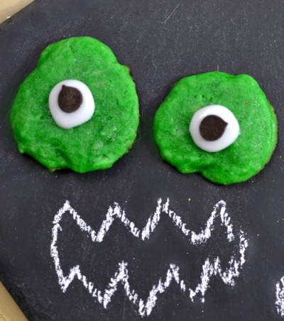 Ogre Eye Cookies