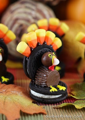 Oreo Turkeys