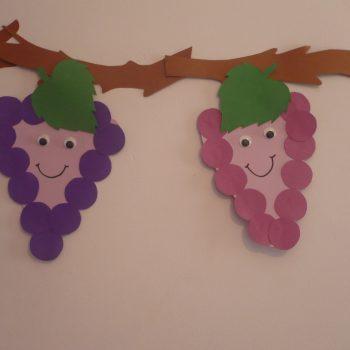 Smiling Grapes