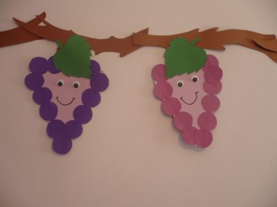 Smiling Grapes