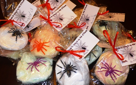 Spider Web Gift Bags