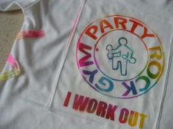 Party Rock Gym Shirt