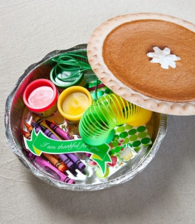 Printable Pumpkin Pie Busy Box