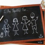 Thanksgiving Chalkboard Placemats
