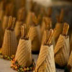 Teepee Cupcakes for Thanksgiving