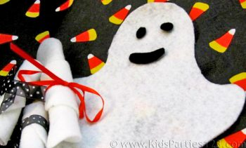 Ghost Felt Board Game